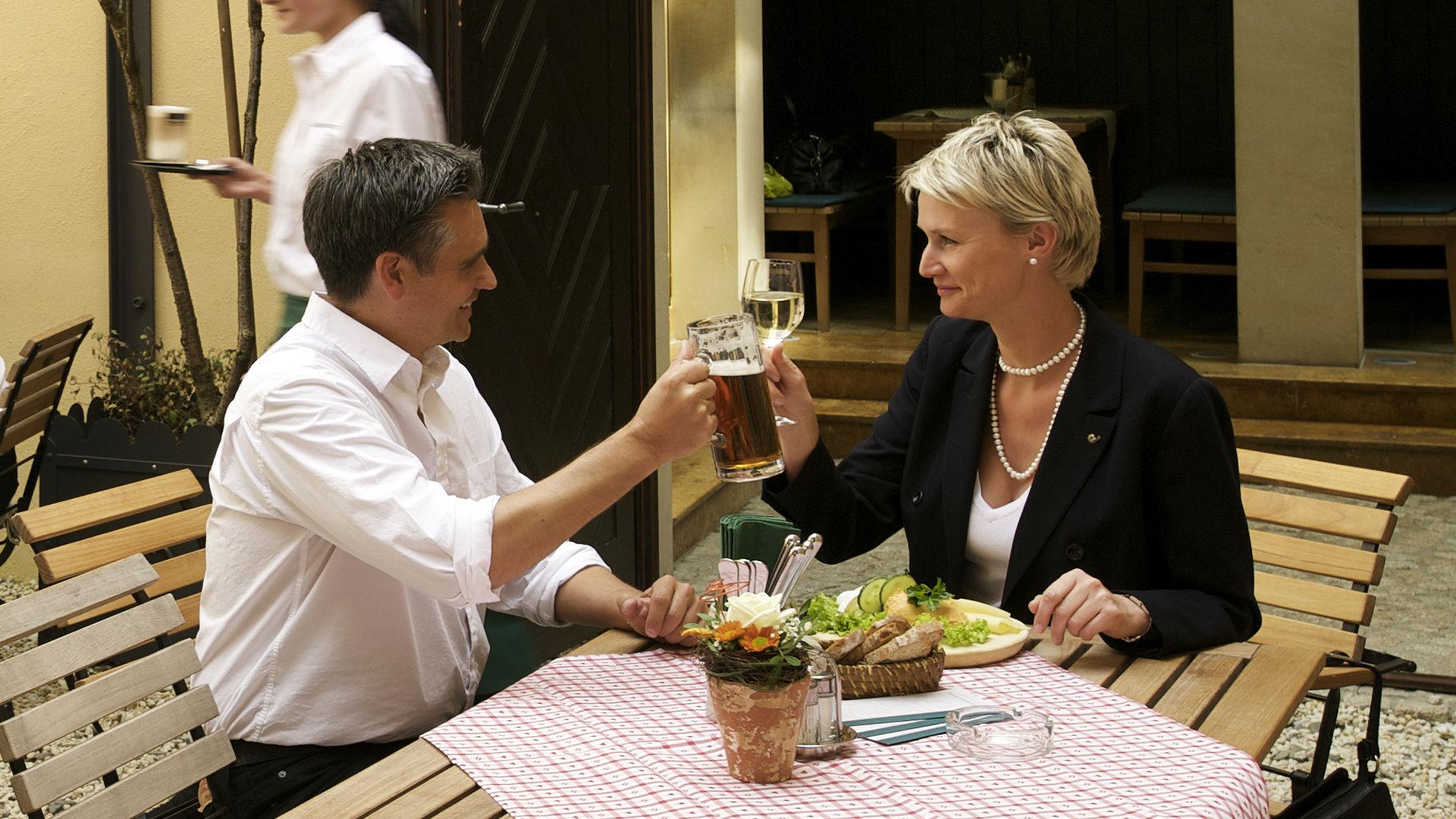 Homemade Beer | Historic Tavern Coburg Germany